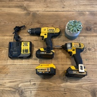 How to use a cordless combi drill and impact driver + buying guide